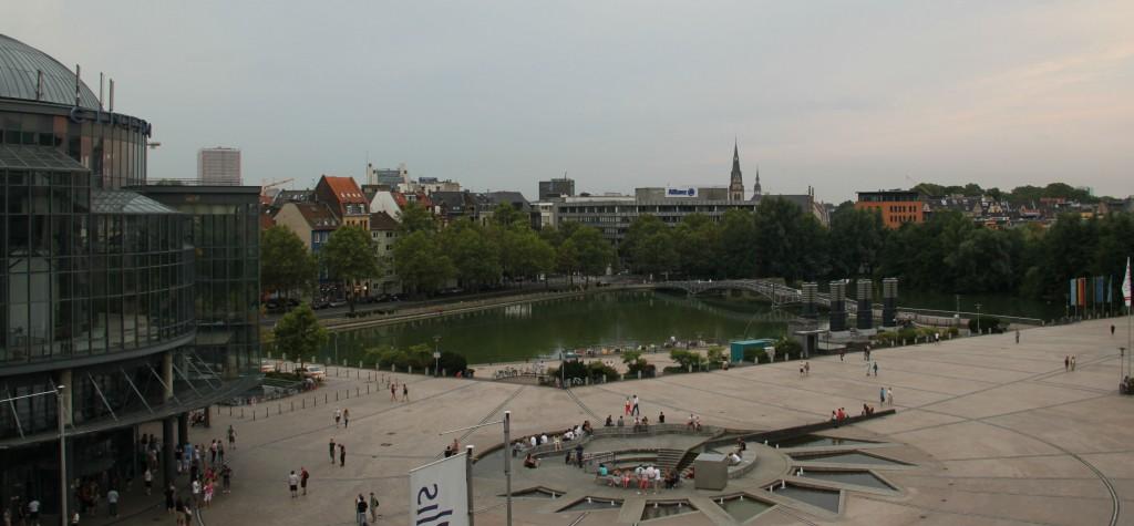 Der MediaPark Köln ist die Heimat des STARTPLATZ