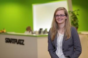 Sara Usinger, Assistenz der Geschäftsführung