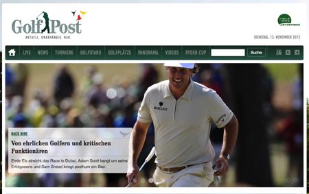 Golf Post - Das deutsche Online Magazin