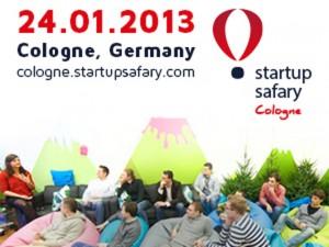 Cologne Startup Safary 2013