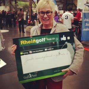 Golfpost - Rheingolf