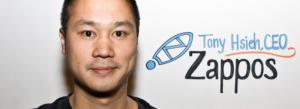 Tony Hsieh on E-Commerce