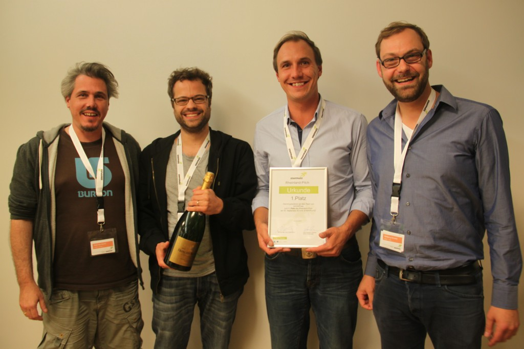 Rheinland-Pitch September Gewinner AHOiii