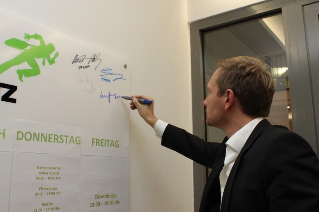 fdp innovationskongress startplatz