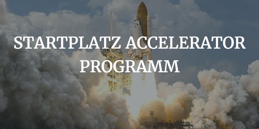 STARTPLATZ Accelerator Programm
