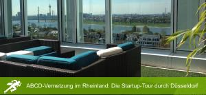 ABCD-Vernetzung: Die Startup-Tour durch Düsseldorf