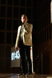 Thomas Müller überzeugte das Publikum und die Jury