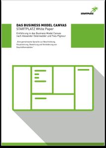 STARTPLATZ Business Model Canvas