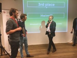 SWCologne 3. Platz: Heimili