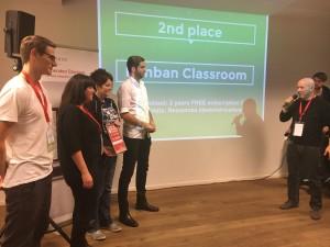 SWCologne Platz 2: Knaben Classroom