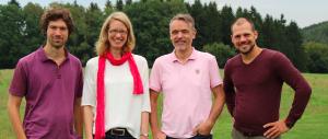 AUGENHÖHEwege Team