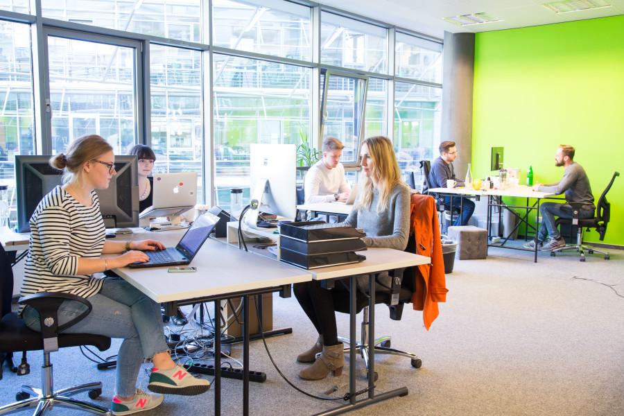 Coworking Space im STARTPLATZ Köln