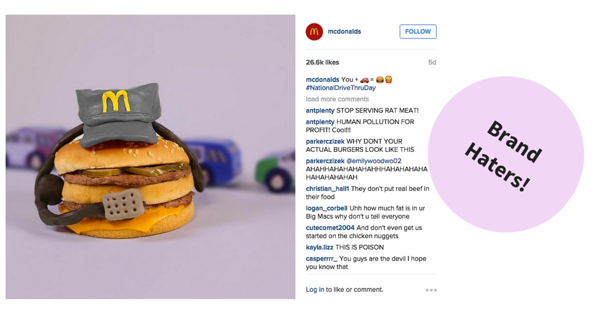 brand-haters_Mcdonalds_Instagram