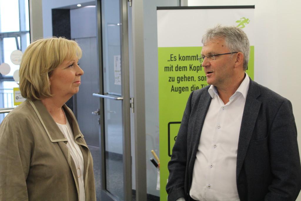 Gespräch mit STARTPLATZ Gründer und Geschäftsführer Dr. Lorenz Gräf