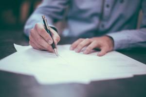 Zeitmanagement - Schreibe deine Ziele auf