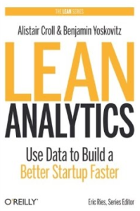Lean Analytics_Lean Startup Buch