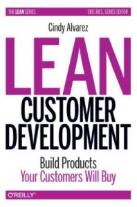 Lean Customer Development_Lean Startup Buch