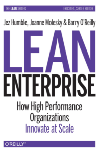 Lean Enterprise_Lean Startup Buch