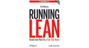 Lean Startup Bücher_Running Lean