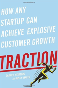 Traction_Lean Startup Buch