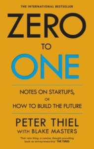 Zero to One_Peter Thiel_Lean Startup