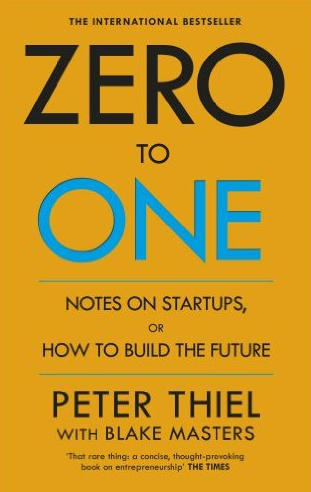 Zero to One_Peter Thiel_Lean Startup