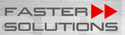 Logo FASTER SOLUTIONS