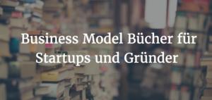Business Model Bücher