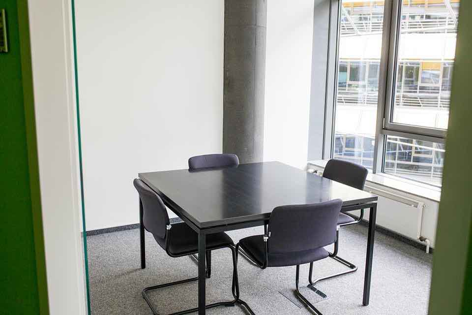 Meeting in Köln Mediapark Startup Inkubator