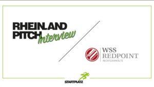 Das Rheinland Pitch mitInterview WSS Redpoint