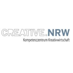 Logo CREATIVE.NRW