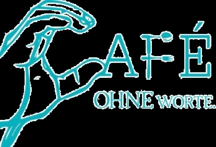 Café ohne Worte