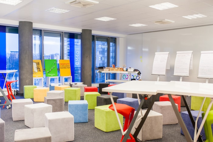 Tagungsraum und konferenzraum k ln startplatz for Raum design