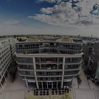Köln Mediapark Startup Inkubator