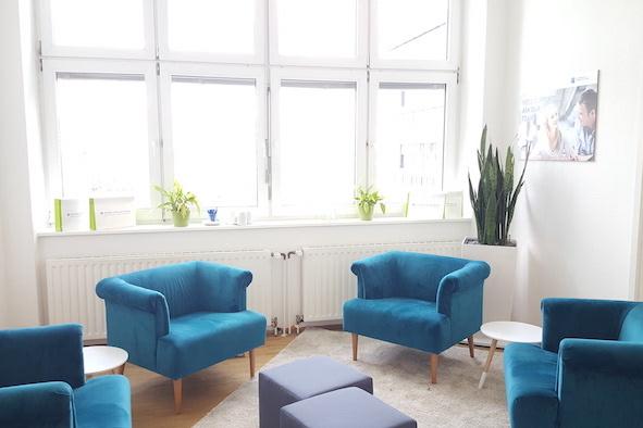 kleiner Meetingraum in Düsseldorf