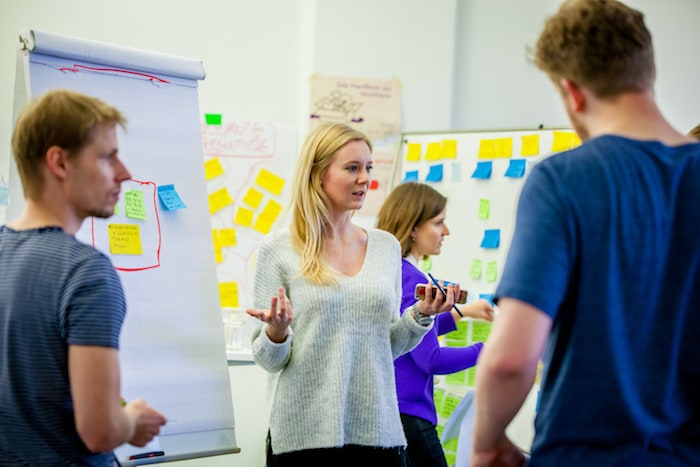 Design Thinking und Scrum in Düsseldorf