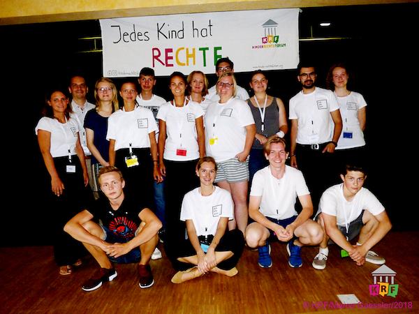 Das KRF-Team