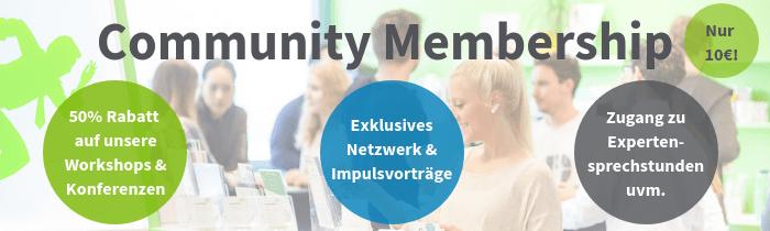 Community membership STARTPLATZ