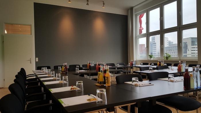 Konferenzraum in Düsseldorf buchen