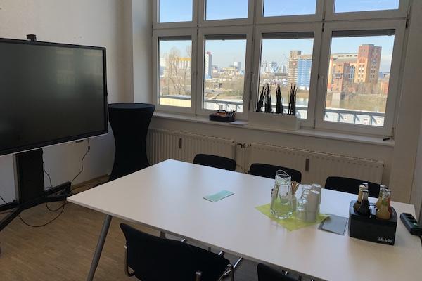 Meetingraum in Düsseldorf buchen