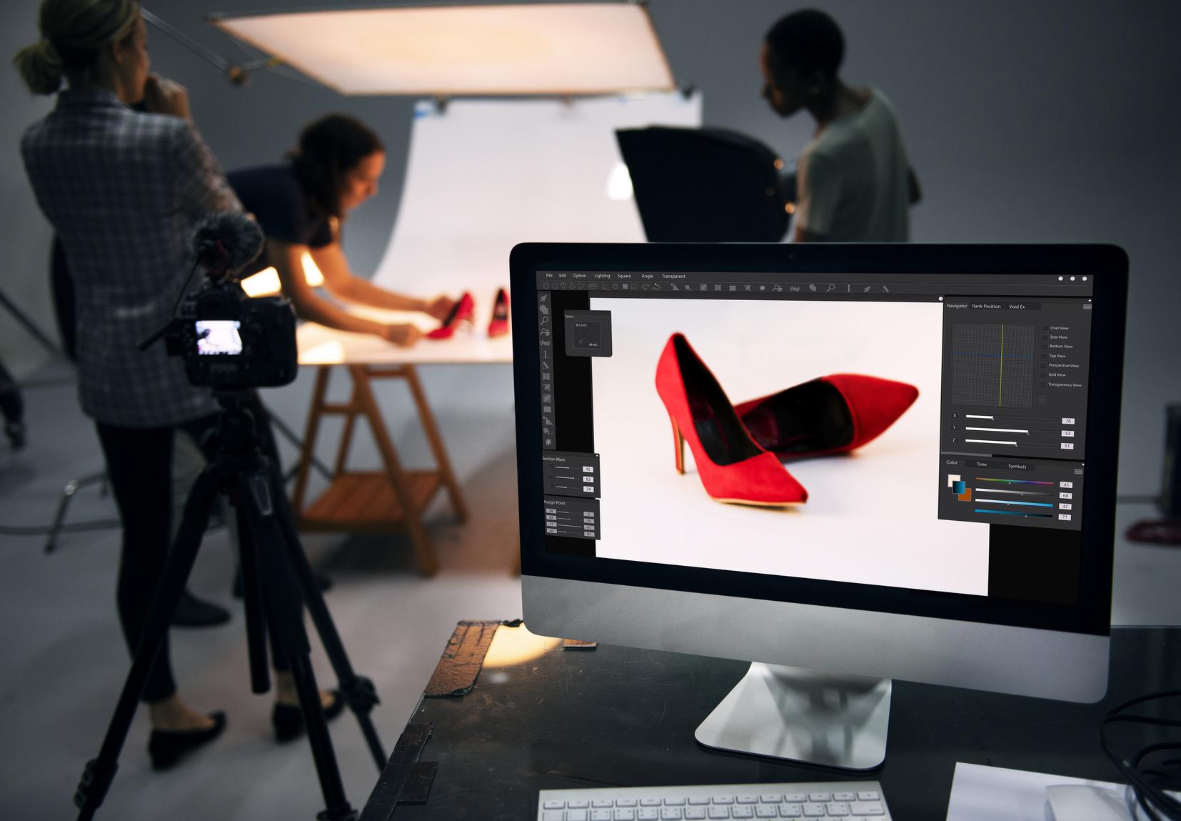 Produktpräsentation Produktbilder