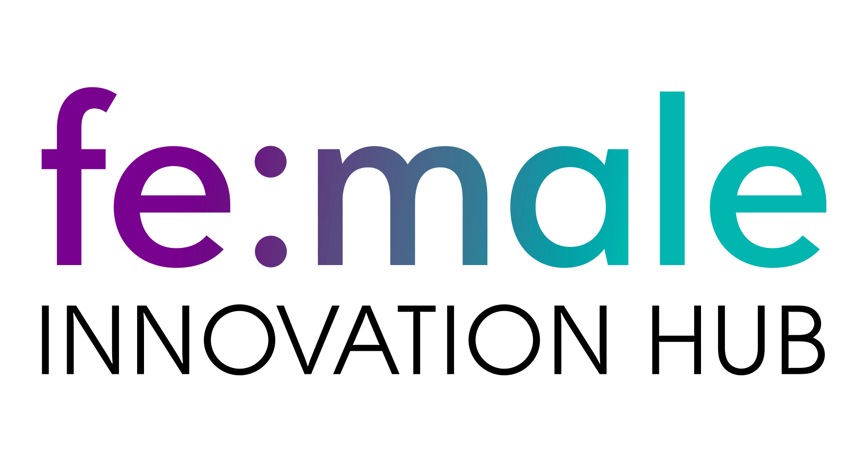 Logo fe:male Innovation Hub
