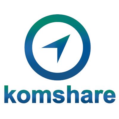 Logo komshare