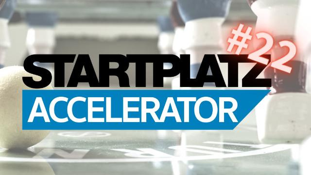 STARTPLATZ Accelerator Batch 22