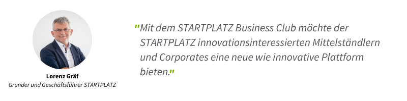 Zitat Lorenz Business Club