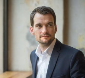 Johannes Vogel, FDP Politiker. Gast des Politischen Kaminabends