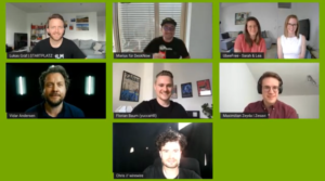 Die Startup Teilnehmer des Rheinlandpitch