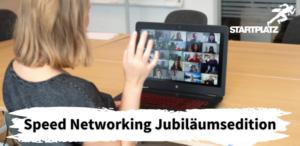 Speed Networking Jubiläumsedition