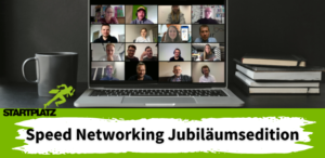 Speed Networking Jubiläumsevent